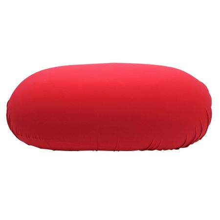 Puff Sofá Vermelho