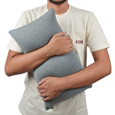 Travesseiro-Portatil-Cinza-Mescla