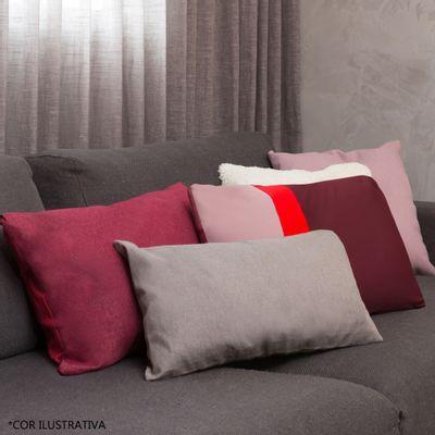 Almofada-Sleep-Listras-Carmim-