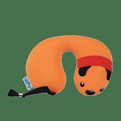 Almofada-Apoio-De-Pescoco-Bebe-Cachorrinho-Com-Porta-Chupeta