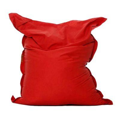 Puff-Flat-Vermelho