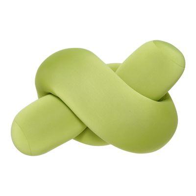 Travesseiro-De-Corpo-Rolo-No-Verde-Limao-Bf