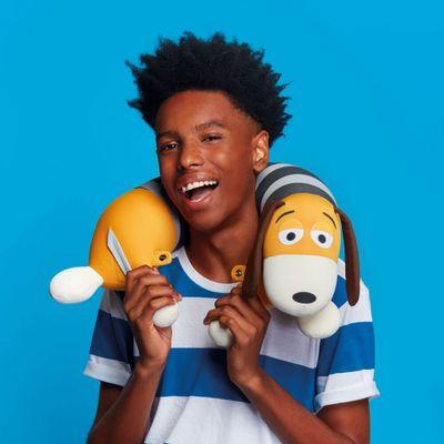 Almofada-De-Pescoco-Long-Slinky-Disney-Toy-Story