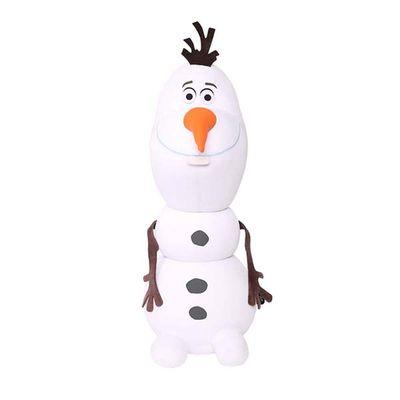 Almofada-Bichinho-Disney-Frozen-Mini-Olaf-Branco