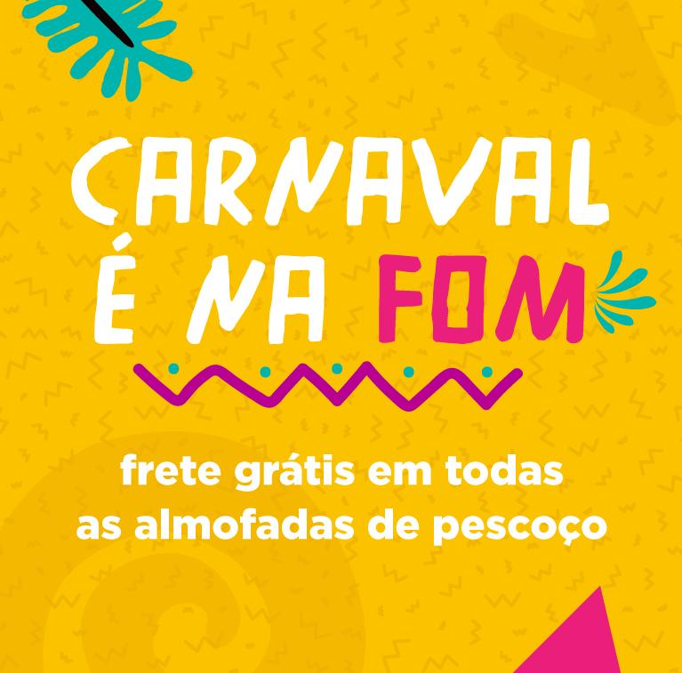 Carnaval - frete