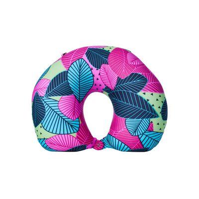 Almofada-De-Pescoco-2-Em-1-Duo-Tropical-Pink