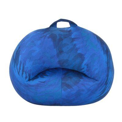 Almofada-para-Meditacao-Azul-Oceano