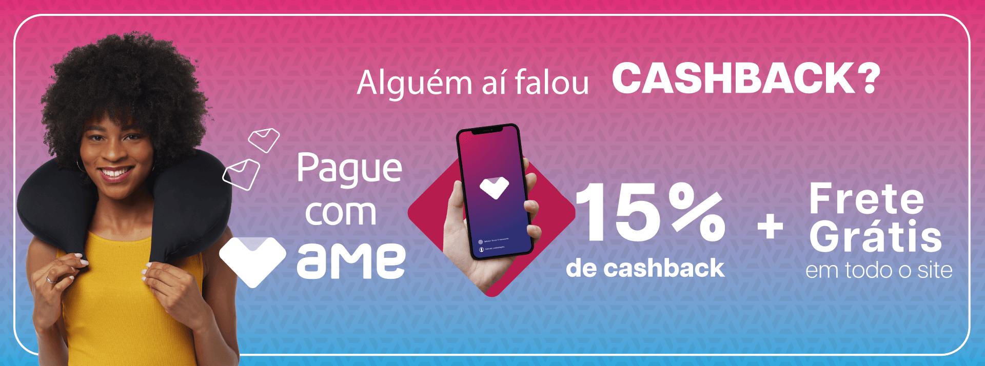 AME 15% Cashback